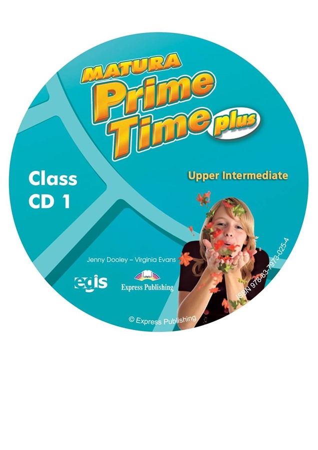 Matura Prime Time Plus Upper Intermediate. Class & Workbook Audio CDs (set of 3)