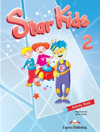 Star Kids 2. Activity Book