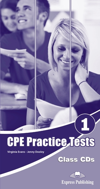 CPE Practice Tests 1. Class Audio CDs (set of 6)