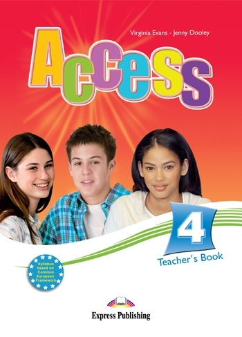 Access 4. Teacher's Book (interleaved)