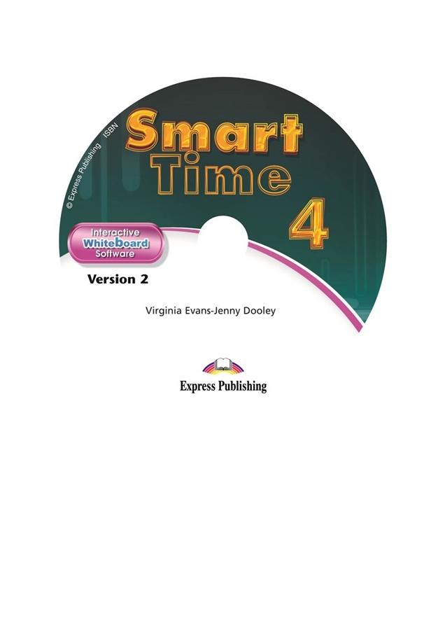 Smart Time 4. Interactive Whiteboard Software (płyta)