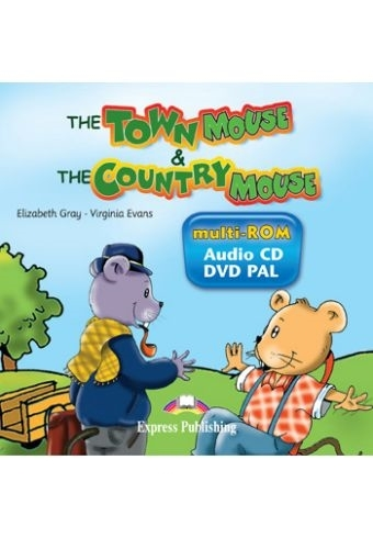 The Town Mouse & The Country Mouse. Multi-ROM