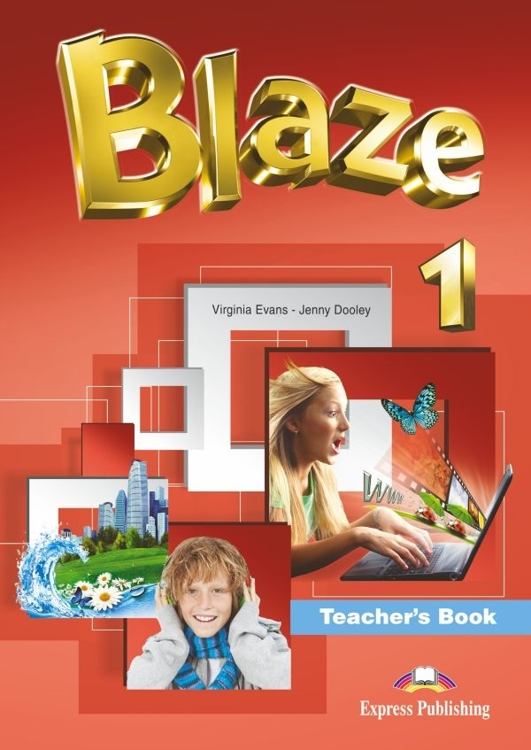 Blaze 1. Teacher's Book