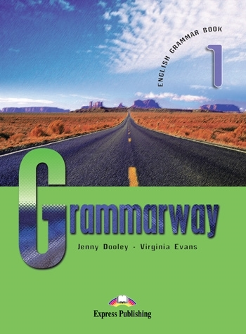 Grammarway 1. Student's Book (Polish Edition)