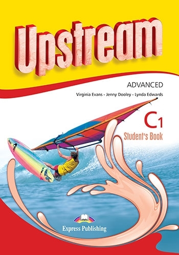 Upstream Advanced C1 NEW. Student's Book