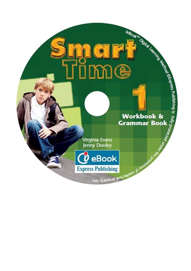 Smart Time 1. Workbook & Grammar Book Interactive eBook (płyta)