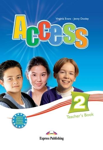 Access 2. Teacher's Book