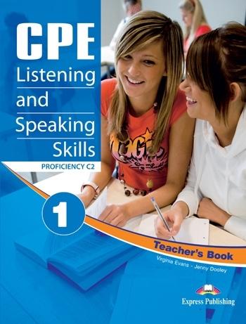 CPE Listening & Speaking Skills 1. Teacher's Book + kod DigiBook