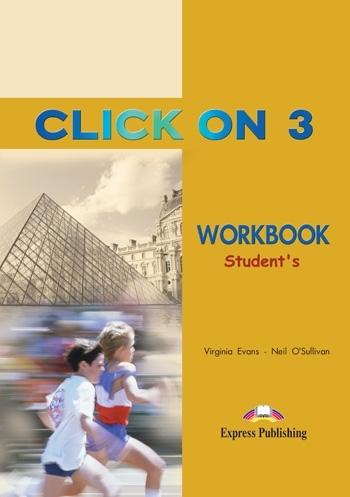 Click On 3. Zeszyt ćwiczeń papierowy