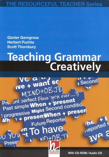 Teaching Grammar Creatively (książka + CD-ROM/Audio CD)