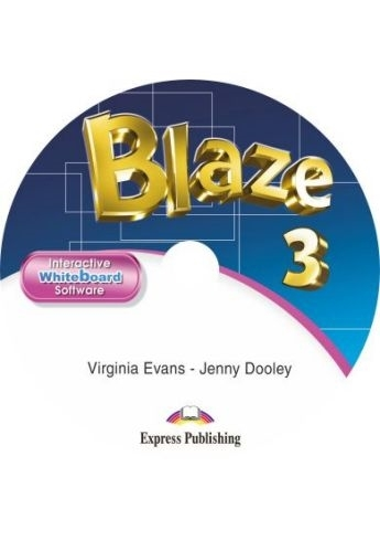 Blaze 3. Interactive Whiteboard Software (płyta)