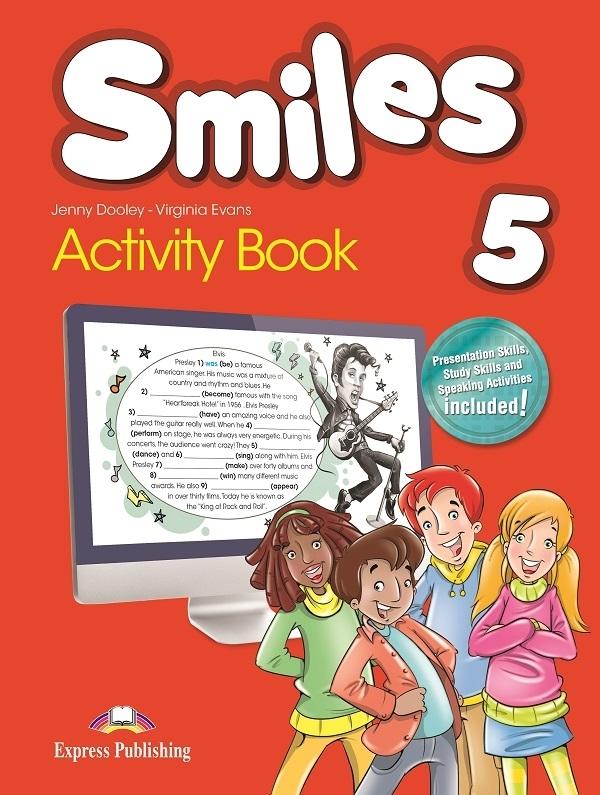 Smiles 5. Activity Book
