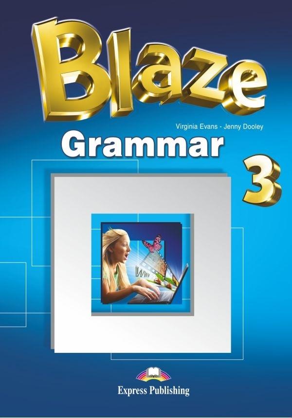 Blaze 3. Grammar (Podręcznik do gramatyki z ćwiczeniami)