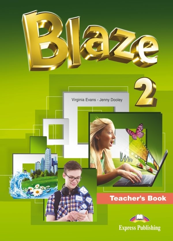 Blaze 2. Teacher's Book