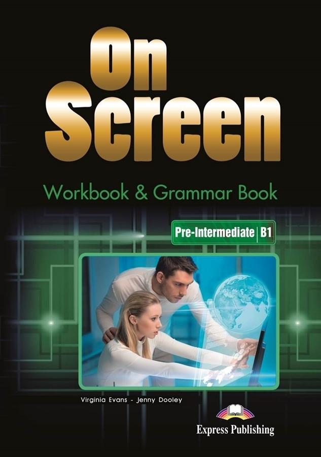 On Screen Pre-inter. (B1). Workbook & Grammar + DigiBook (edycja polska)