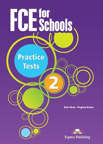 FCE for Schools 2 Practice Tests. Class Audio CDs (set of 4)
