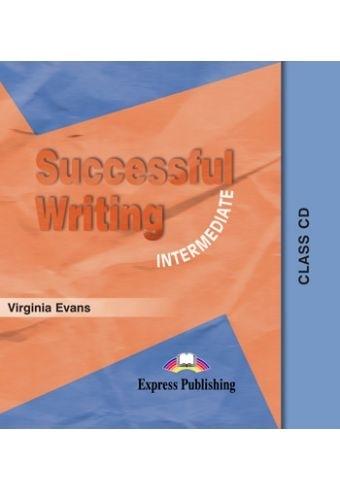 Successful Writing Intermediate. Class Audio CD