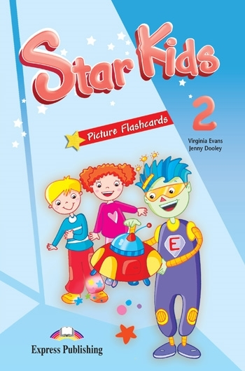 Star Kids 2. Picture Flashcards