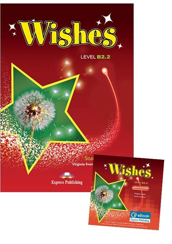 Wishes B2.2 (New edition). Student's Book + Interactive eBook