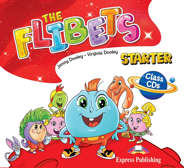 The Flibets Starter Class Audio CDs