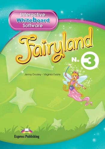 Fairyland 3. Interactive Whiteboard Software (płyta)