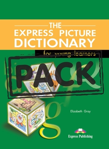 The Express Picture Dictionary. Student's Pack (Student's Book + Activity Book)