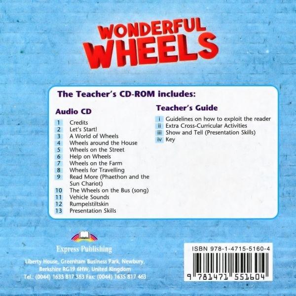 Wonderful Wheels. Teacher's CD-ROM