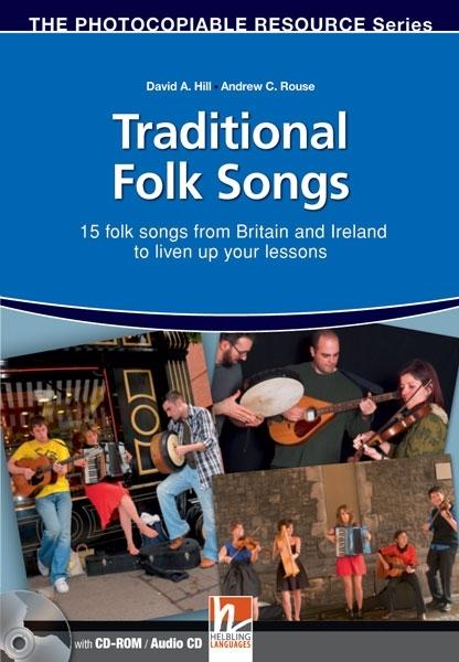 Traditional Folk Songs (książka + CD-ROM/Audio CD)