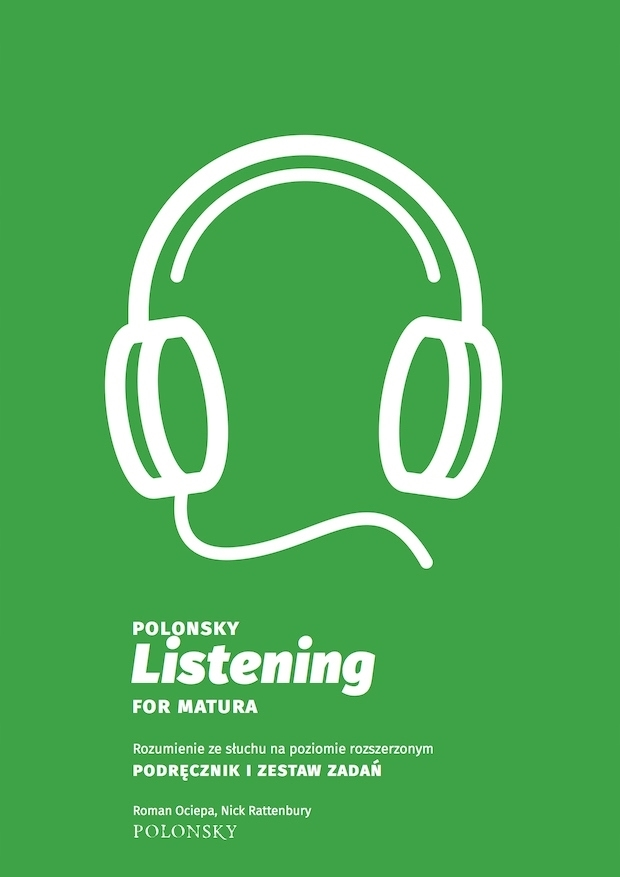 Polonsky: Listening for Matura (Ksiazka + Audio CD)