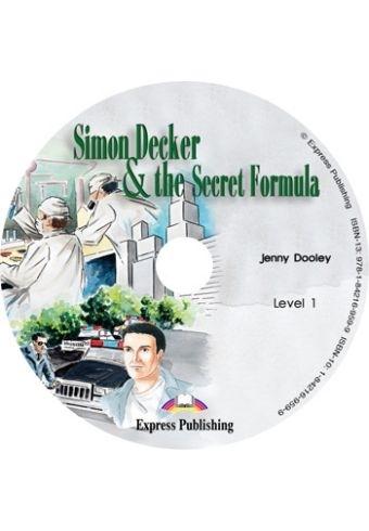 Simon Decker & the Secret Formula. Audio CD
