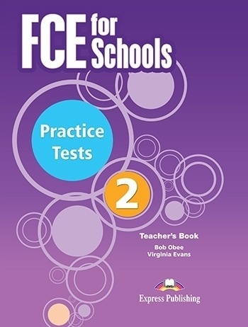 FCE for Schools 2 Practice Tests. Teacher's Book + kod DigiBook