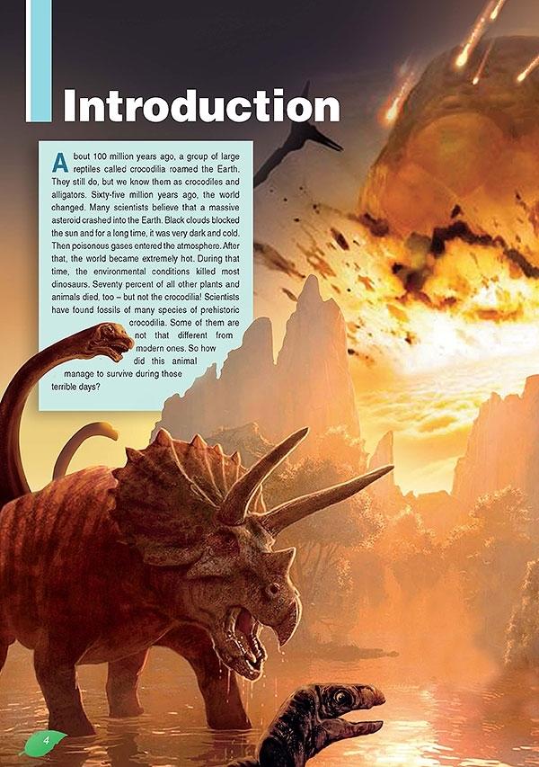 Alligators. Reader + APP
