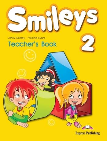 Smileys 2. Teacher's Book + Posters (Edycja  międzynarodowa)