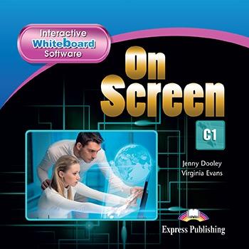 On Screen C1. Interactive Whiteboard Software (płyta)