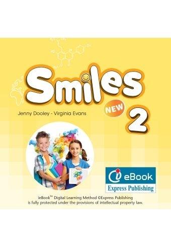 New Smiles 2. Interactive eBook (Podręcznik cyfrowy)