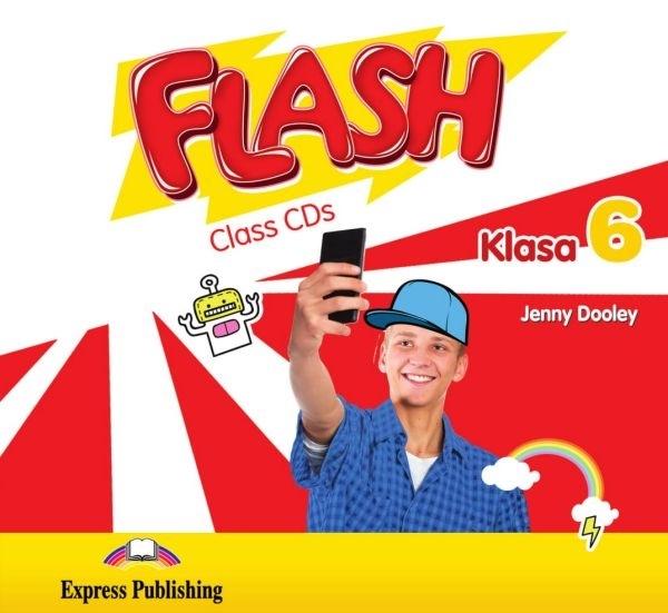Flash Klasa 6. Class Audio CDs (set of 2)