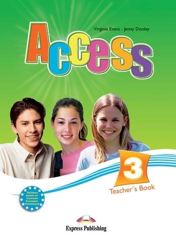 Access 3. Teacher's Book