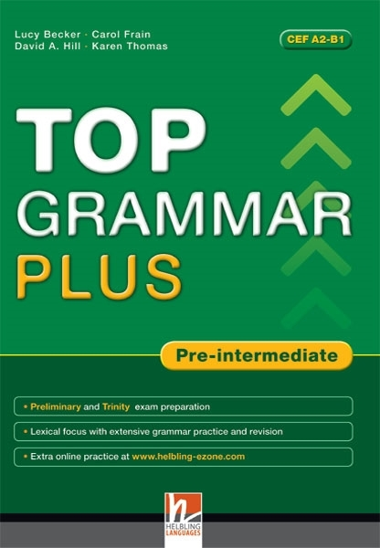 Top Grammar Plus. Pre-intermediate. Student's Book