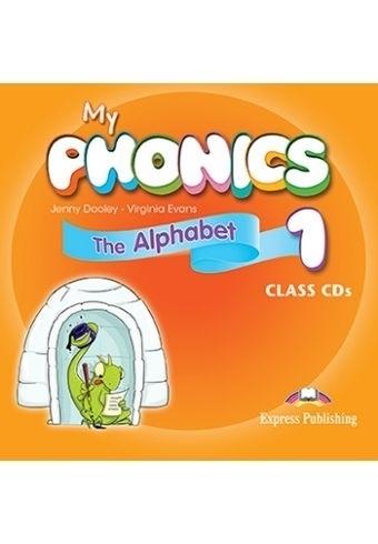 My Phonics 1: The Alphabet Class Audio CDs