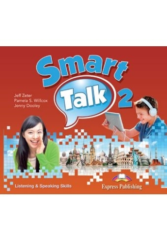 Smart Talk 2 Listening & Speaking Skills. Class Audio CDs (set of 2)