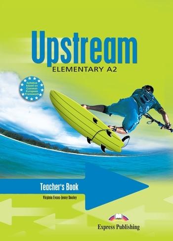 Upstream Elementary A2. Teacher's Book (interleaved)
