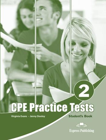 CPE Practice Tests 2. Student's Book + kod DigiBook