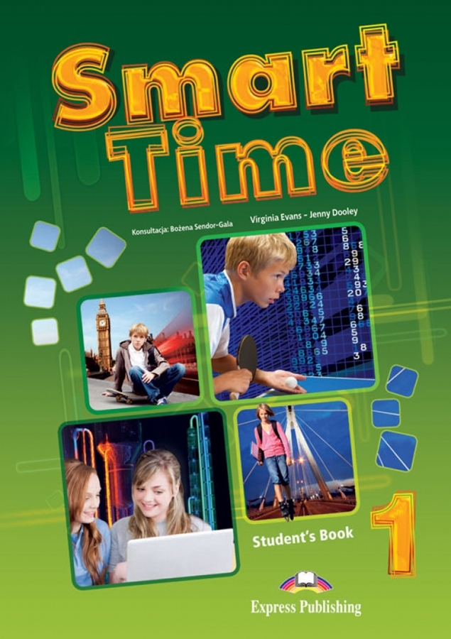 Smart Time 1. Student's Pack (Student's Book niewieloletni + interactive eBook)