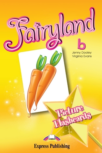 Fairyland 2. Picture Flashcards