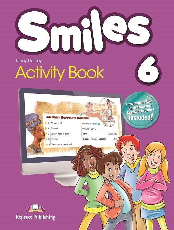 Smiles 6. Activity Book