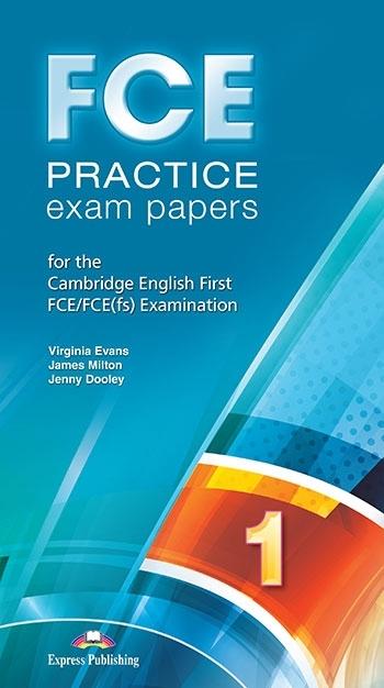 FCE Practice Exam Papers 1. Class Audio CDs (set of 10)