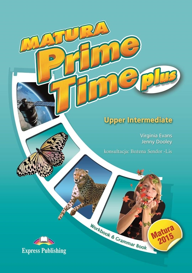 Matura Prime Time Plus Upper Intermediate. Workbook