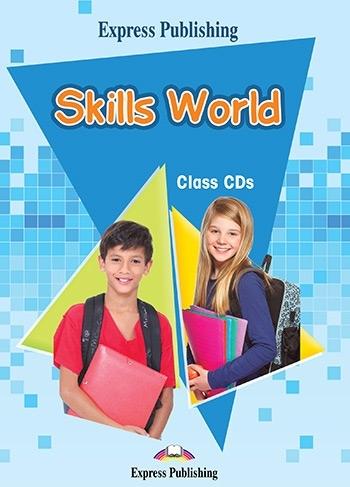 Skills World. Class Audio CDs