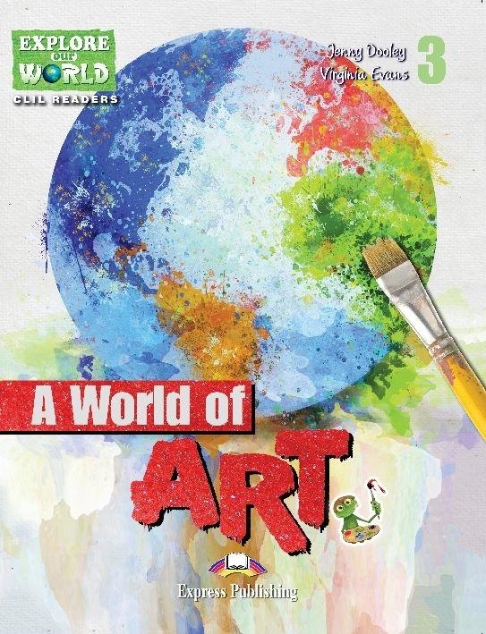 World of Art. Reader + APP