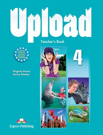 Upload 4. Teacher's Book